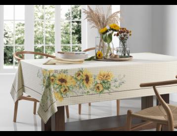 Toalha de mesa Flor do Sol
