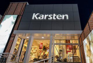 Karsten reinaugura loja em grande noite em São José