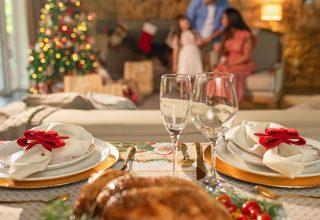 Karsten traz dicas para deixar sua mesa mais elegante para a ceia de Natal