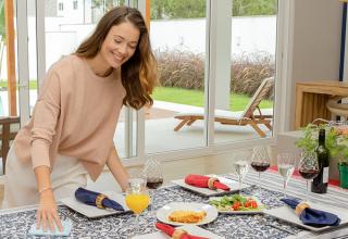 Monte uma mesa especial para comemorar o Dia das Mães