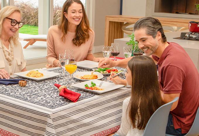 Receitas práticas para um almoço especial de Dia dos Pais
