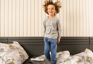 É hora da aventura: crie um acampamento no quarto das crianças