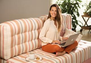 """Karsten lança nova linha de tecidos para decoração para ressignificar o conceito de """"conforto em casa"""""""