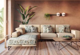 Monte um ambiente que remeta à natureza dentro de casa